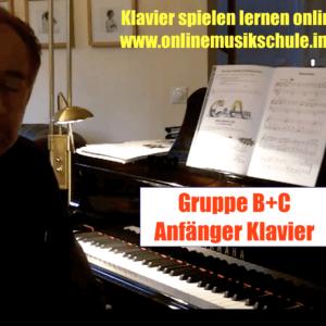 klavier-gruppe b+c - onlinemusikschule
